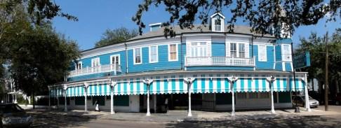 Historic Commander's Palace restaurant.