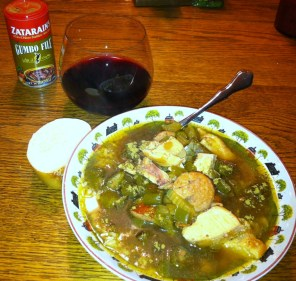Tulane Chicken Andouille Gumbo
